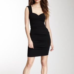 Nicole Miller Sofia dress - Black - NWT - 12